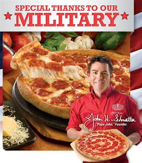 Offers good for a limited time at participating U.S. Papa John's restaurants. Prices.