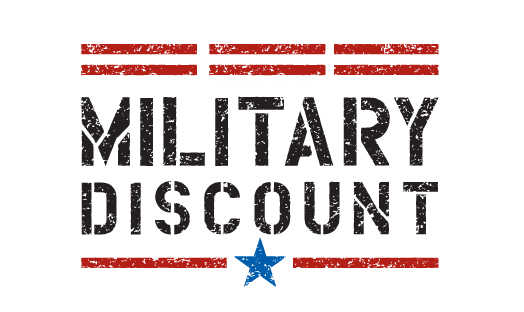 Active military and veterans and family members on an AT&T Unlimited &More or AT&T Unlimited &More Premium wireless plan can receive discounts on wireless, an AT&T video service and AT&T Internet.